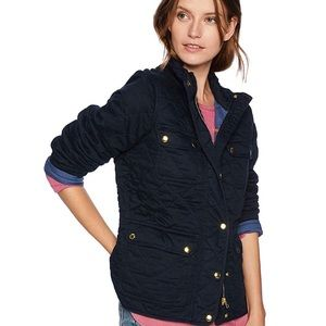 J.Crew Mercantile Quilted Field Jacket